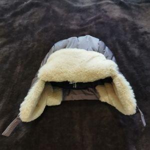 Zara toddler winter hat